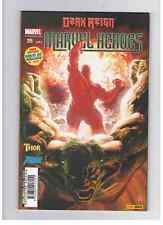 LOT DE 14 MARVEL HEROES 1 12 13 14 16 17 18 20 21 22 23 29 34 38 PANINI COMICS