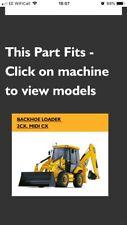 Jcb Engine Harness 2cx/214Se