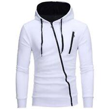 Fashion Men's Winter Hoodies Warm Hooded Sweatshirts Coat Jacket Jumper Outwear