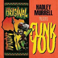 Hadley presents Murrell-Radio YOU CD NUOVO