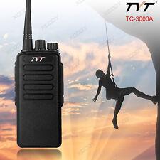 1x TYT TC-3000A Walkie Talkie 10W 400-520MHz 3600mAh CTCSS Handheld 2-Way Radio