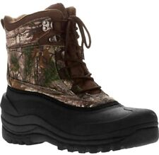 MENS SIZE 8 CAMO WINTER BOOTS by Ozark Trail - BRAND NEW