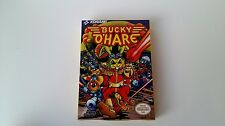 NES Bucky O Hare, Custom Art case only, no game included