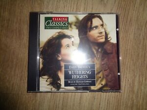 talking classics EMILY BRONTES WUTHERING HEIGHTS  2 cd audio book