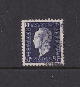 FRANCE 1944 50f MARIANNE FINE USED