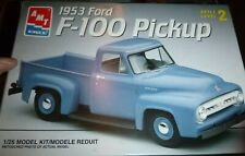 AMT #6487 1953 FORD PICKUP 3n1 1/25 Model Car Mountain COMP