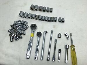 Socket Ratchet Wrench Components