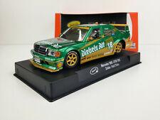 Slot Car Scalextric Slot.it Ca44a MERCEDES BENZ 190e #18 1st Zolder DTM 1992