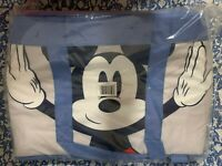 Brand New Disney Store Mickey Mouse  Authentic Cooler Tote Bag