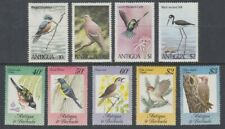 ANTIGUA & BARBUDA BIRDS THEMATICS 1980 & 1984 SETS MINT (ID:729/D56062)