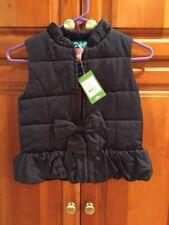 Lilly Pulitzer Girls Navy Blue Mini Kate Vest Size L 8-10 NWT