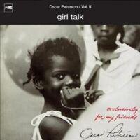 """OSCAR PETERSON """"GIRL TALK"""" CD NEUWARE"""
