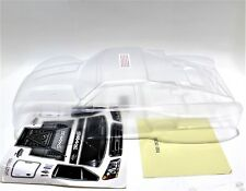 NEW Traxxas Slash Clear Unpainted Body Truck Decal 2wd VXL XL5 4x4 1/10 Platinum