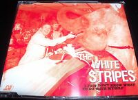 The White Stripes I Just Don't Know What To Do With Myself Aust CD Single