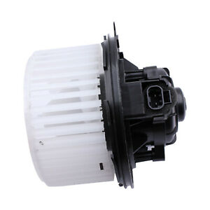 Heater Blower Motor W/ Fan Cage For 07-14 Chevy GMC Cadillac Hummer 20760618