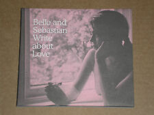 BELLE AND SEBASTIAN - WRITE ABOUT LOVE - CD