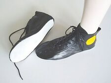 Matten Schuhe, echte Leder. Mit Knöchelpolsterung. MMA, BJJ, TKD, Karate,Phoenix