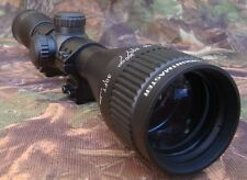 "Nikko Stirling Mountmaster 4x40 Parallax AO Rifle Scope 3/8"" 9-11mm Mount Rings"
