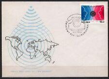 POLAND 1983 FDC SC#2592 WORLD COMMUNICATIONS YEAR