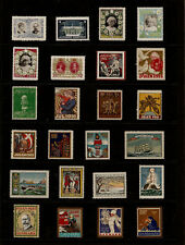 Denmark Christmas Seal Collection 1907-1950 - Quality !