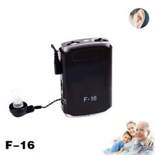 AXON F-16/F-16P Sound Amplifier Voice Hearing Aid Low Noise Hearing Ear Device