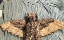 Beaver Valley Bears Life-sized Horned Owl Very Rare 1989 7/25 Excellent Detail