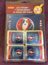 Panini UEFA EM Euro 2016 Frankreich - 100 Tüten + Album Paket Display