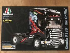 +++ Italeri Scania R730 ''The Griffin'' 1:24 3879