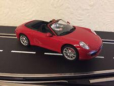 Carrera Digital 132 30772 Porsche 911 Carrera S Cabriolet NEUWARE o. Decoder