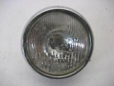 1981 Suzuki GS750L Headlight Bucket Chrome W/ Trim Ring S336 SAE M73 Used WHL-46