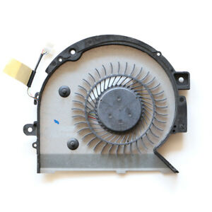 924328-001 HP x360 15-BP 15-BP101tx 15-BP103tx TPN-W127 Laptop Cpu Cooling Fan
