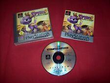 Spyro The Dragon 2 - Gateway To Glimmer (Sony PlayStation 1, 2001) Gebraucht