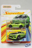 Matchbox 2019 50th Anniversary Superfast #11 '17 Chevy Camaro