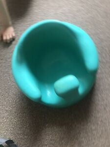 Bumbo Baby Seat Weaning Play Chair Aqua Blue Green Sit Me Up(2)