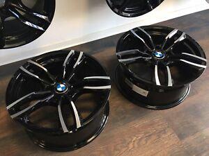 18 Zoll Alufelgen WH29 für BMW 3er F30 F31 M Performance M4 F34 e90 e91 e92 e93