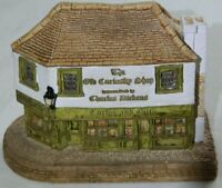 Lilliput Lane The Old Curiosity Shop L674 complete with Deeds