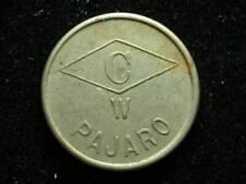 Pajaro, CA  C W  Pajaro 5¢ Token