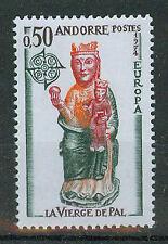 Andorra  Briefmarken 1974 Skulpturen  Mi.Nr.258 ** postfrisch