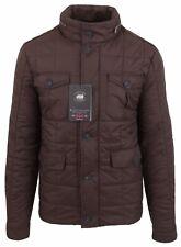 VAN SANTEN & VAN SANTEN Winter Jacke Parka Mantel Jacket Coat Größe L Braun NEU