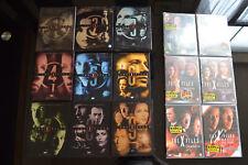 Intégrale anciens X-Files - Saisons 1 à 9 - coffrets collectors + 6 films DVD