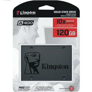 Disco Duro SSD Kingston 120GB