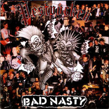 PESTPOCKEN / BAD NASTY Split LP (2003 T.S.O.R.) Punkrock