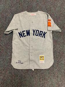Mitchell And Ness Joe DiMaggio 1938 Size 40 authentic VTG vintage Baseball MLB