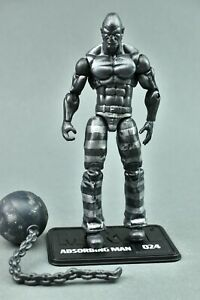 "Marvel Universe Absorbing Man 024 Action Figure 3.75"" Hasbro"