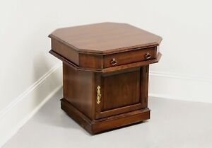 PENNSYLVANIA HOUSE Traditional Solid Cherry Cabinet Accent Table