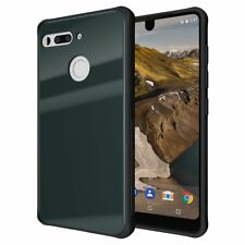 TUDIA GLOST Ceramic Feel Tempered Glass Back Panel Case for Essential Phone PH-1