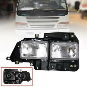 Headlights Lamp LH Left For Isuzu ELF NPR NKR 115 120 truck 1993 1994 95