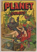 Planet Comics #69 VG Used in PARADE OF PLEASURE