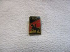 2020 Tokyo - Germany Equestrian Federation DOKR pin model-3