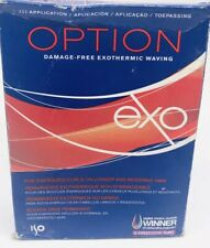 ISO Option EXO Perm Damage-free Exothermic Perm for Longer & Resistant Hair B7
